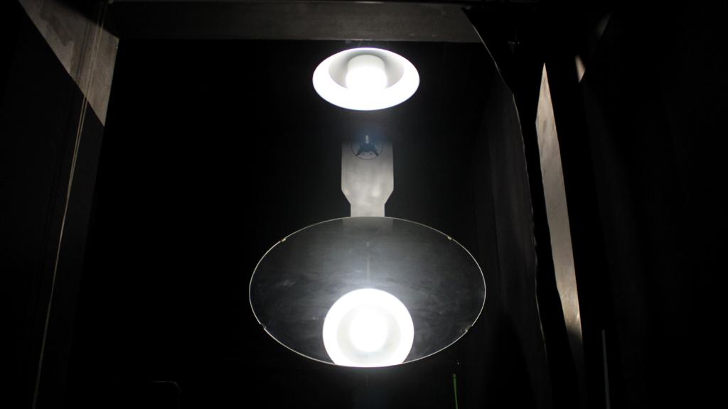 Laboratorio luce new light vision nuovo sistema di