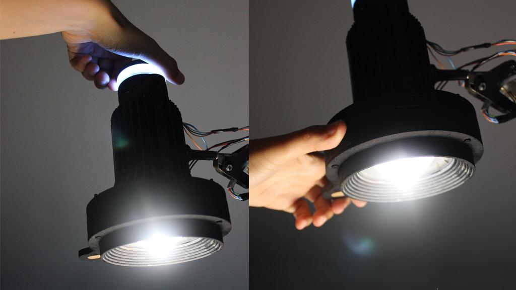 Laboratorio Luce Risparmio di energia nei settori industria